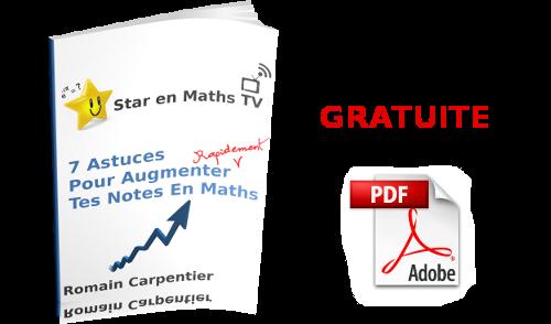 7 astuces pour augmenter rapidement tes notes en Maths