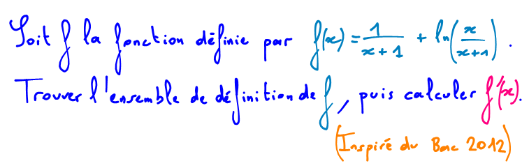 Calcul intégral : inégalité sur des intégrales