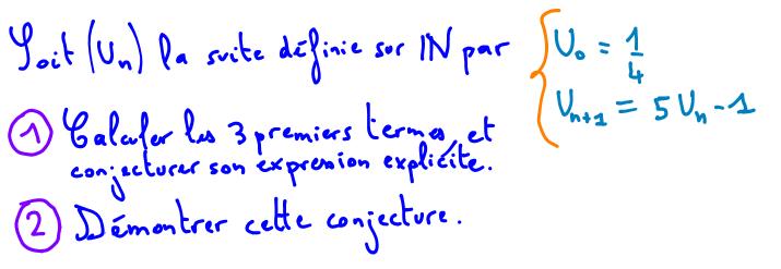 Cours de maths Terminale S - Le raisonnement par ...